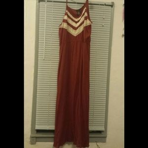 Rue 21 Summer Maxi Dress XL NWT
